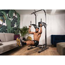 Fulmen Sport Power Tower Barre de Traction Chaise Romaine Multifonction