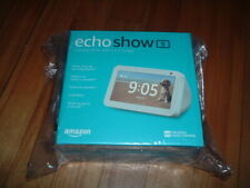 "AMAZON ECHO SHOW 5~ SANDSTONE~ BRAND NEW~ COMPACT SMART DISPLAY~ 5.5"" SCREEN~"