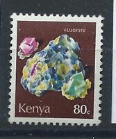 """Kenya N°101** (MNH) 1977 - Minéraux """"Fluorine"""""""