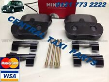 LTI TAXI TX2 BRAND NEW MINTEX FRONT BRAKE PADS AND PIN KIT
