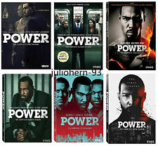 Power The Complete Series Season 1 - 6 (DVD) STARZ BRAND NEW! FREE SHIPPING!