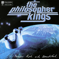 THE PHILOSOPHER KINGS - FAMOUS, RICH AND BEAUTIFUL NEW CD