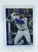 2020 Topps Series 1 Kyle Lewis Meijer Purple SSP Parrallel Rookie Card - ROY RC!