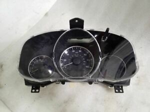 2015-2017 Honda Fit Speedometer Cluster US Market MPH With Fog Lamps CVT