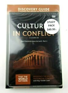 New Cultures in Conflict DVD Study Guide Faith Lessons Vol 16 with Discovery
