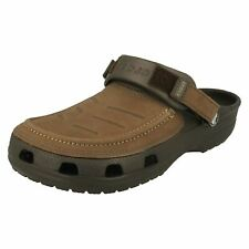 Classic Croc Off Road Black Red Summer Slippers Waterproof Sandals Clogs Shoes