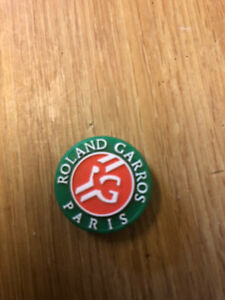 Roland Garros French Open Tennis Dampeners Vibration - Brand New