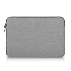 """13"""" Inch Sleeve Slim Bag Carry Travel Case Cover for 13"""" 12"""" 11"""" MacBook Laptop"""