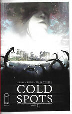 COLD SPOTS (2018) #5 - New Bagged (S)