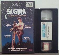 VHS FILM Ita Commedia SI GIRA A MANHATTAN buena vista ex nolo no dvd(VH36)