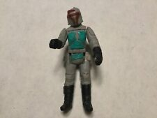 Vintage Star Wars Boba Fett Polish Bootleg Boot Leg Action Figure 1st gen 1980's