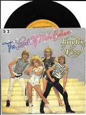 "45T (7"") SP EUROVISION BUCKS FIZZ THE LAND OF MAKE BELIEVE 1981"