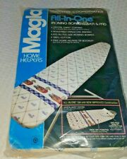Magla All-In-One Ironing Board Cover & Pad Corning Coordinates #0679 Ducks -Nos