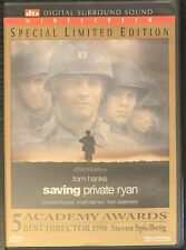 Saving Private Ryan (Dvd, 1999, Dts Surround) Tom Hanks
