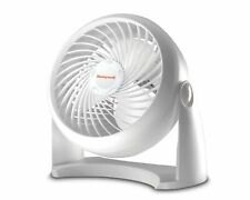 Tabletop Air-Circulator Fan, White, 11 inch