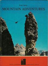 """Mountain Adventures"" Book by Karl Lukan Mountaineering & Adventure"