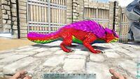 Ark Survival Evolved Xbox One PVE Rainbow Thorny Dragon
