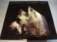 Genesis ‎– Seconds Out AUSTRALIAN press LP Inners DBLP