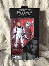 Hasbro Star Wars Black Series Luke Skywalker (Death Star Escape) 6? Stormtrooper