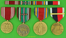 Army WWII European Theater Medals, Ribbons -- Occupation of GERMANY CLASP