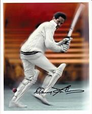 "Sir Garfield Sobers - Colour 10""x 8"" Signed Photo - UACC RD223"