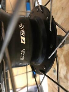 Fahrrad 28 Zoll Laufrad Nabenschaltung Shimano Nexus Inter 7