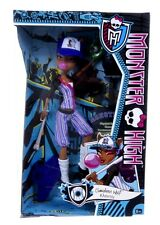 Nouveau officiel monster high clawdeen wolf sports set accessoires poupée