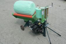 Mini Ballenwickler Folie Wickelgerät mit Motor EX17 für MRB 850 Ballen 40-65 cm