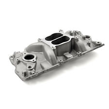 Chevy SBC 350 1957-95 EGR Low Rise Dual Plane Aluminum Intake Manifold