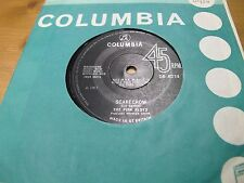 """DB 8214 UK 7"""" 45RPM 1967 THE PINK FLOYD """"SEE EMILY PLAY"""" EX/VG"""