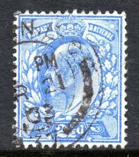 Handstamped Edward VII (1902-1910) British Stamps