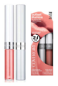 Cover Girl Outlast Illumina All Day Lip Colour - 700 Starlit Pink