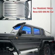 RC Coche LED Lámpara de atmósfera luz ambiental Bar Kit Para TRAXXAS Benz TRX-6 G63 6X6