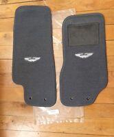 Aston Martin DB7 Overmat front mat set grey RHD 699344 *BRAND NEW* GENUINE ASTON