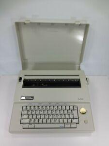 Smith Corona Typewriter XL-1000 Portable Electric w/ Case ** Working **