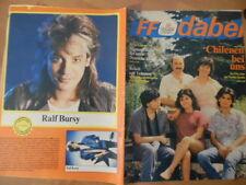 + FF DABEI 35 - 1988 Sigmund Jähn Ralf Bursy Gérard Philipe Ohne Programmteil