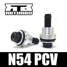 RB N54 PCV Valve Upgrade Replacement for N54 BMW E82 E90 E92 135i 335i 535i Z4