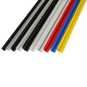 Abdeck- und Einfassprofil Nut 5/6/8 - Typ I - verschiedene Farben, 1 m