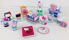 HELLO KITTY SHOPKINS Lot Doctor Hospital Play Set Sanrio Figure Toy Moose Toys