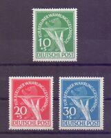 Berlin 1949 - Währungsgesch.- MiNr. 68/70 postfrisch**- Michel 350,00 € (010)
