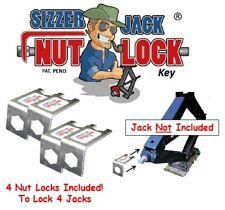 STOP RV Scissor Jack Loosening (Unwinding) w/ New Trailer Stabilizer Accessory
