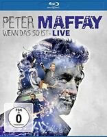 PETER MAFFAY - WENN DAS SO IST-LIVE  BLU-RAY NEU