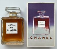 CHANEL NO 5 EAU DE PARFUM 50 ML 1.7 fl oz  RARE VINTAGE 1997 YEAR