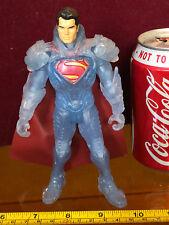 Superman Action Figure DC Comics Super Hero 2015 Mattel Blue Suit Vs Batman