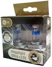 H4 12V 60/55W P43t MegaLight Ultra +130% mehr Licht 2st. GE 50440XNU **Neuheit**