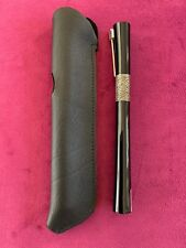 Pen Case Pouch Sleeve For Waterman Serenite Real Full Leather