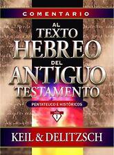 COMENTARIO AL TEXTO HEBREO DEL ANTIGUO TESTMENTO - IVO TAMM (HARDCOVER) NEW