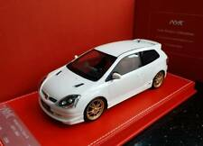1 18 AMC Resin Model Mugen Honda Civic Type R EP3 Championship White 2004-2005