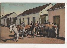 La Linea Calle De Las Flores Spain Vintage Postcard US063
