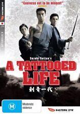 A Tattooed Life (DVD, 2007) Suzuki Seijun Hideki Takahashi